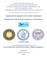 Programma - Ordine degli Ingegneri della provincia di Napoli