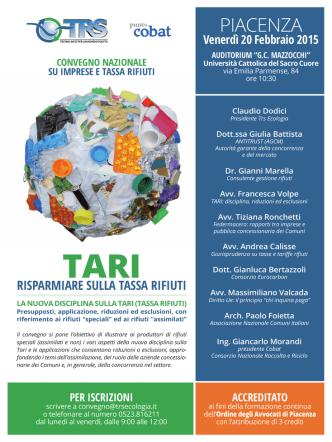 2015-01 TRS - Locandina TARI avvocati