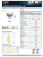 3W 190 lm - Life Electronics SpA