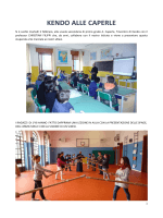 kendo_scuola caperle - IC 16 Valpantena
