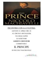 IL PRINCIPE - ARCIALLEGRI