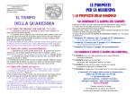 QUI - Parrocchia S. Giovanni Battista Martire | Montevecchia