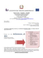Indicazioni procedura per individuazione/inclusione alunni con
