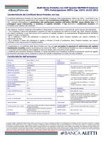 Aletti Borsa Protetta con CAP Quanto S&P500