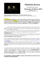 Programma-Regolamento - ASD Dirty Bike Castelvetrano