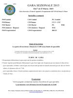 programma - TSN Ponte San Pietro
