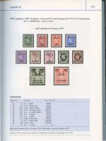 L`uso dei valori soprastampati B.A. SOMALIA.