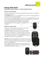 Nologo ROX QCD4 - itelecomandi