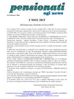 L`ISEE 2015 - UGL Pensionati