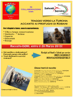 Aiuti portati in Moldavia