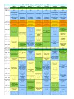 Palinsesto TML settimana dal 23 febbraio al 1 marzo