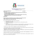 Convocazioni Sviluppo Interno+Gigli - Marzo
