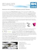 IDS Colonia 2015 - Dentaurum Italia