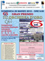 Visiona il pdf del 21° gran premio Orchidea D`oro