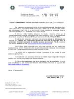 Circolare ai docenti n. 506 2014 – 2015 Circolare al