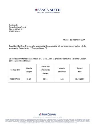 20141219 comunicato target cedola pfiizer