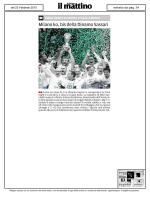 Articolo  - Dinamo Sassari