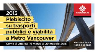 2015 Plebiscito su trasporti pubblici e viabilità a