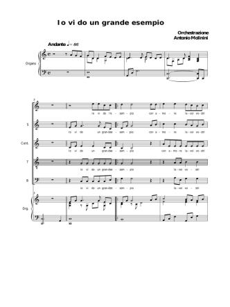 Canti - Diocesi di Treviso