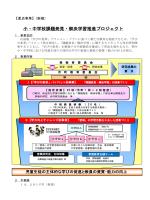 小・中学校課題発見・解決学習推進プロジェクト (PDFファイル)