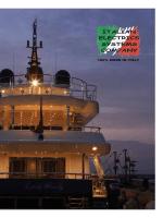 Company Profile - Italian Electrics System Company