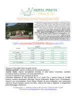 Tariffe convenzionate INTERCRAL Abruzzo estate 2015