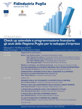 CONVEGNO - Banca di credito cooperativo di Marina di Ginosa