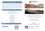 Corso Tosco – ligure di Emodinamica e Fluido Terapia nel paziente