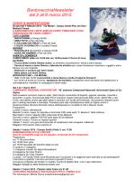 BardonecchiaNewsletter dal 2 all`8 marzo 2015