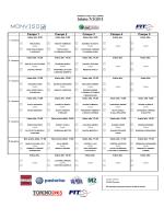 Giorno 11 - Qualificazione Internazionali BNL di Roma 2015