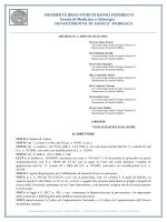 PUBBLICA - Università degli Studi di Napoli Federico II