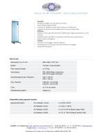 Sistema senza laterali UV100L PARZ.