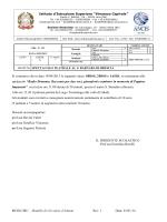"""circ392-2014-2015 - Istituto di Istruzione Superiore """"V.Capirola"""""""
