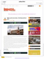 Udine: sport per anziani, a Codroipo partono i corsi | Udine 20