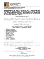 19 MARZO 2015 ORE 10,00 DIREZIONE SANITARIA D`AZIENDA