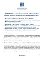 TERNIENERGIA: in crescita ricavi e marginalità