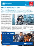 Messe News Marzo 2015