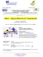 Regolamento - CSI Padova
