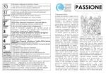 PASSIONE - NOTIZIARIO del Comune di Berbenno