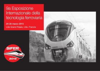 9a Esposizione Internazionale della tecnologia ferroviaria