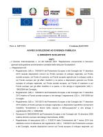 bando-C1.pdf - Istituto Comprensivo Carmiano
