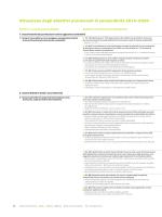 Attuazione degli obiettivi pluriennali di sostenibilità 2014–2020
