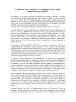 """Conclusions de la Conférence """"Vins BIO et sans sulfites, une"""