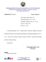 federazione italiana hockey e pattinaggio