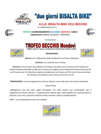 asd bisalta bike cicli becchis