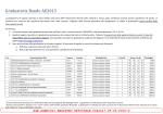 Graduatoria definitiva - Agenzia delle Entrate