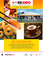 RE-STAURANT Guida - Re-Expo