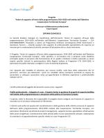 Avviso CTE - Studiare Sviluppo
