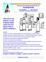 CONFESSIONI - Parrocchia di Arzergrande