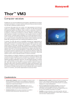 Thor VM3 Vehicle-Mount Computer Data Sheet